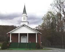 Mount Carmel Baptist Church, Spruce Pine, NC
