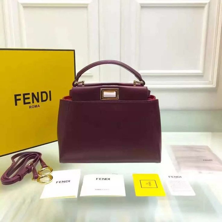 Fendi Bag For Sale