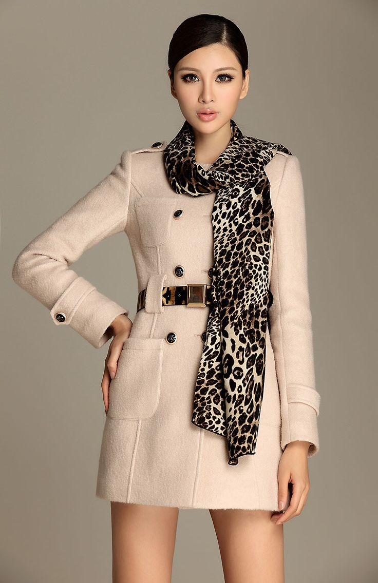 32 best Chic Winter Coats Women images on Pinterest