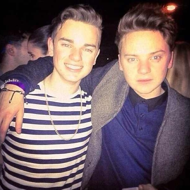 Conor & brother