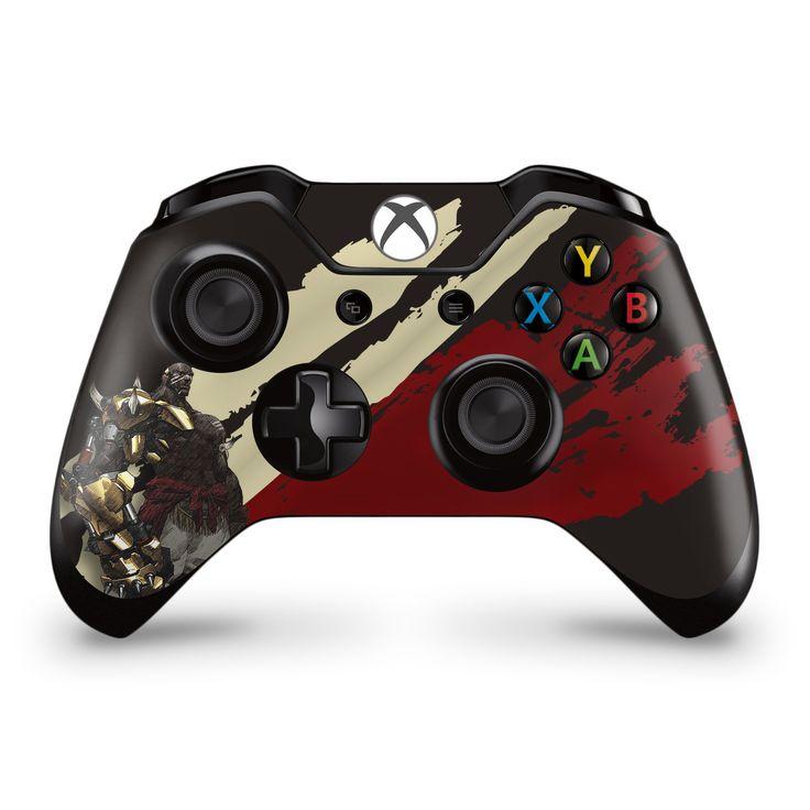 Doomfist Xbox One Controller Skin