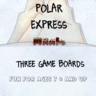 Kids and adults will take a ride on the Polar Express as they play these board games! There are 3 game boards that can be printed, glued to pieces ...