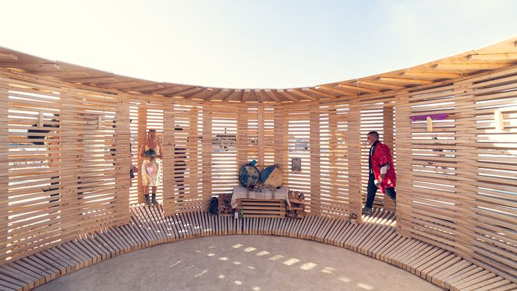 Gallery of Steam of Life Pavilion / JKMM Architects – 2