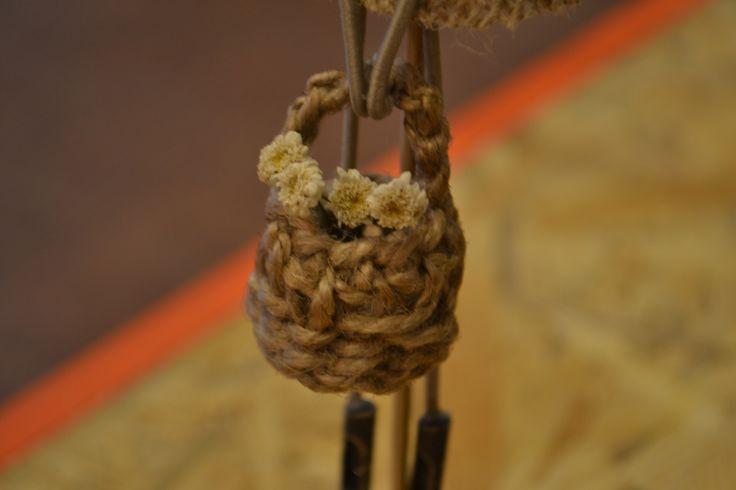 Basket for doll