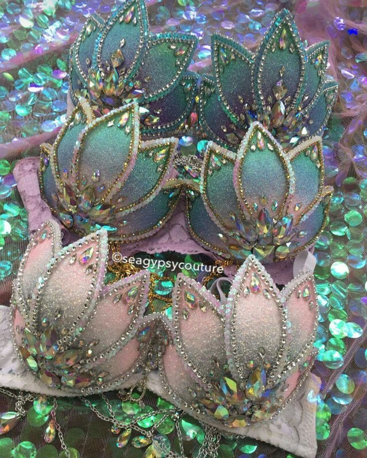 If we ever need Lotus blossom bras.