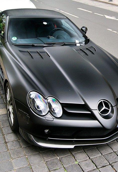 Mercedes-Benz SLR McLaren  Repin & Follow my pins for a FOLLOWBACK!
