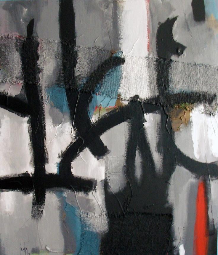 Chema Senra | Bel Opticon (2012) #art #abstractart #painting #ri(e)voluzioni #pan|napoli