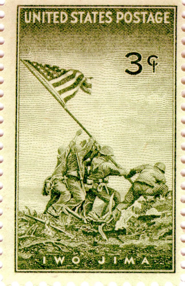 On War: Joe Rosenthal and Iwo Jima, the reaction