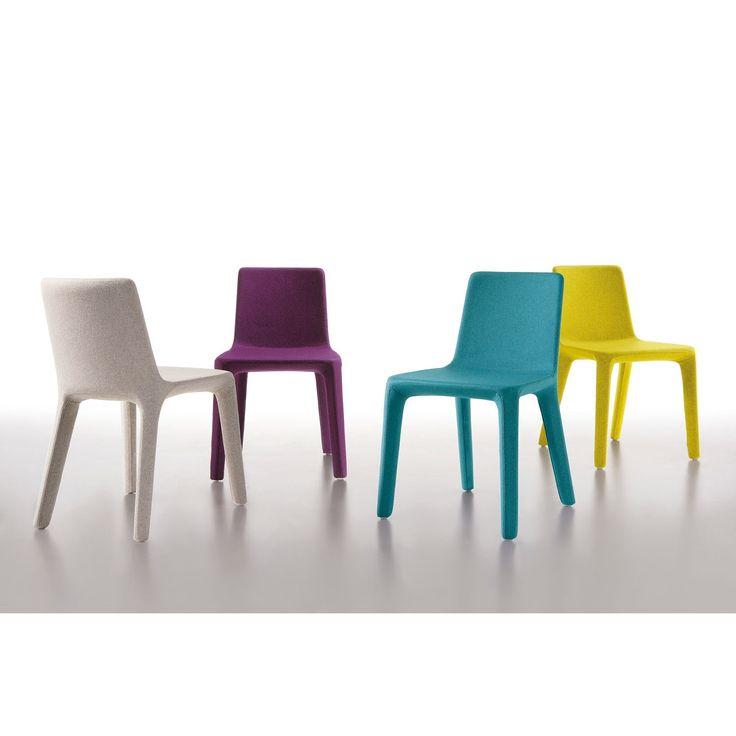 Infiniti Giulitta, sillas de comedor con mucho color ¡Recién llegada! Silla de diseño Giulitta de Infinit. Modelo sencillo pero muy actual. Lleno de color....