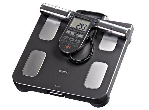 Omron Body Composition Monitor with Scale - 7 Fitness Indicators & 90-Day Memory - http://www.exercisejoy.com/omron-body-composition-monitor-with-scale-7-fitness-indicators-90-day-memory/fitness/