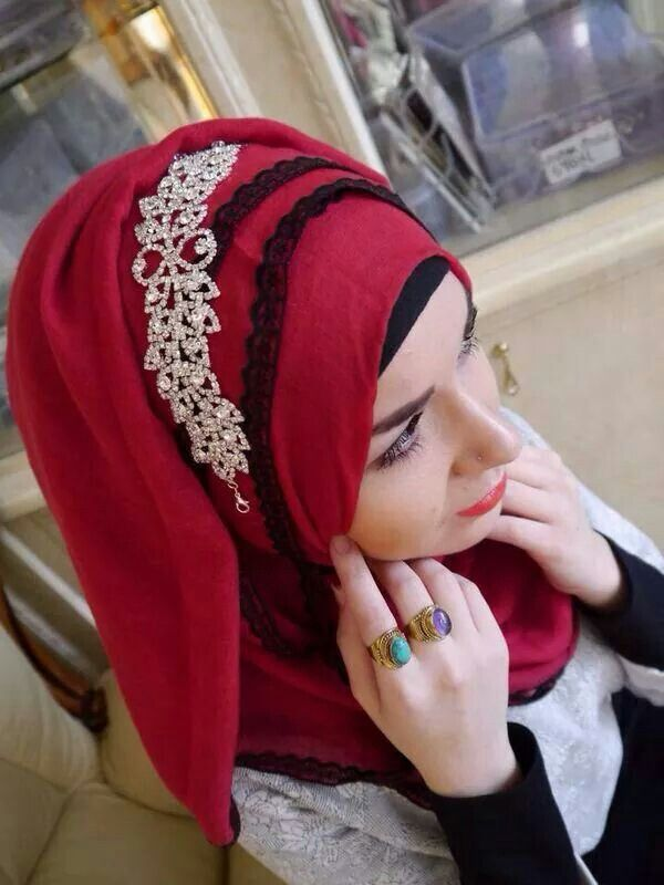 Fashion for #hijab. #accessories