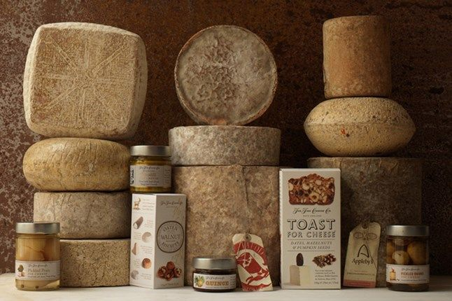 The Fine Cheese Company - Food News & Trends (houseandgarden.co.uk)