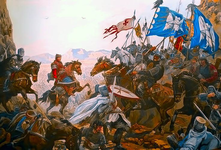 The Battle of Myriokephalon, also known as the Battle of Myriocephalum, or Miryokefalon Savaşı in Turkish, was a battle between the Byzantine Empire and the Seljuk Turks in Phrygia on September 17, 1176. The battle was a strategic reverse for the Byzantine forces, who were ambushed when moving through a mountain pass. It was to be the final, unsuccessful effort by the Byzantines to recover the interior of Anatolia from the Seljuk Turks.