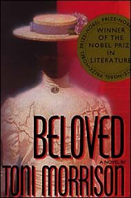 "#Books ""Beloved"" by Toni Morrison                                    3 stars"