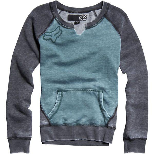 Fox Racing Women's Potential Pullover Sweatshirt