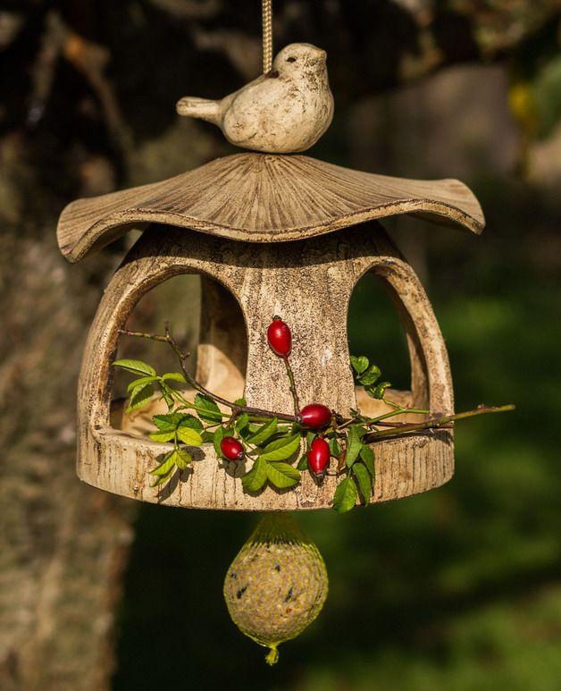 Mit diesem schönen Vogelhäuschen bereitest Du V…
