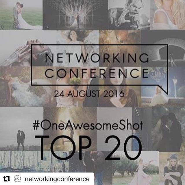 #Repost @networkingconference with @repostapp ・・・ Congratulations to the Top 20  #OneAwesomeShot -More info on http://www.networkingconference.co.za/top-20-oneawesomeshot Sponsored by AtPhoto ______________ #nocliques #sasuppliers #southafrica  #saweddings #weddingfriends #networking #weddingvendors #prettyweddings #weddingbusiness #networkingconference  #africaweddings #weddingblog #weddings _______________________________ Tag #nocliques or #networkingconference to be featured!! Want to…