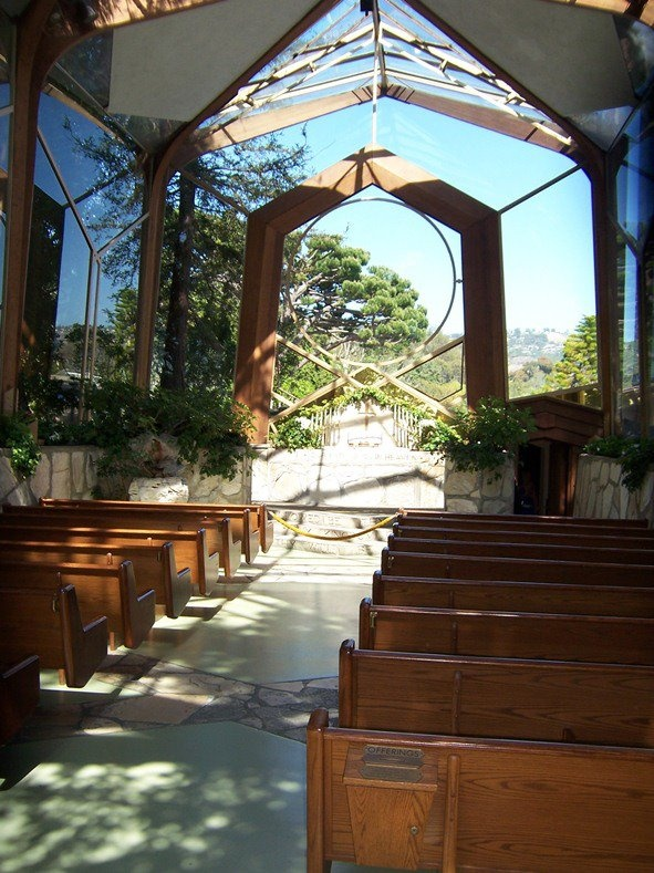 17 best images about wayfarers chapel on pinterest for Frank lloyd wright california