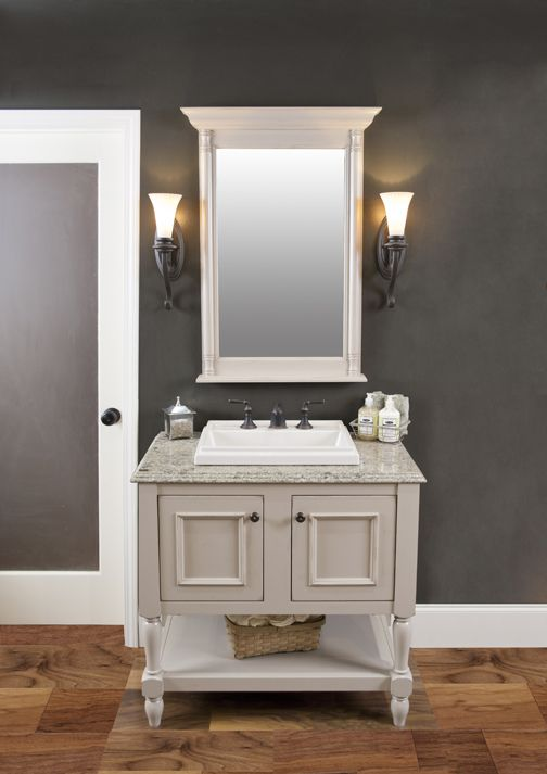 Marvelous The Elegant Bath Collection Featuring Larissa From Our Furniture Suite    Traditional   Bathroom Vanities And Sink Consoles   Other Metro   Wellborn  Cabinet, ...