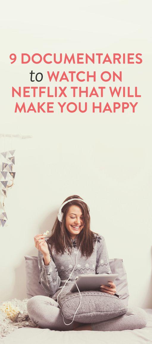 9 documentaries on netflix that will make you happy #Netflix #Happy #Watch #List #TV #Shows