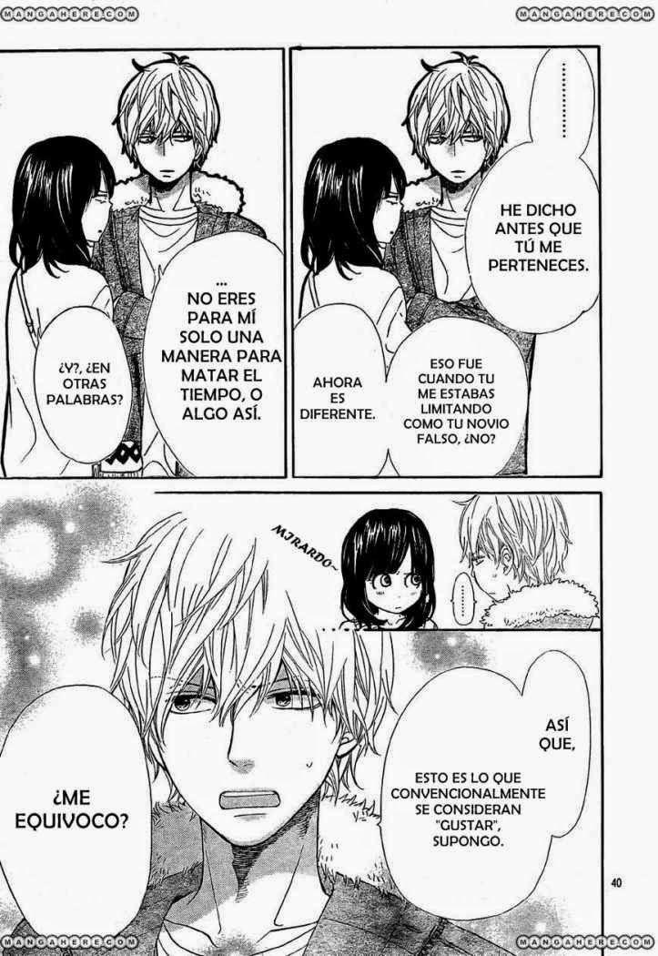 Ver Ookami Shoujo to Kuro Ouji 11 Manga Nuevo Gratis - Mangas Nuevos
