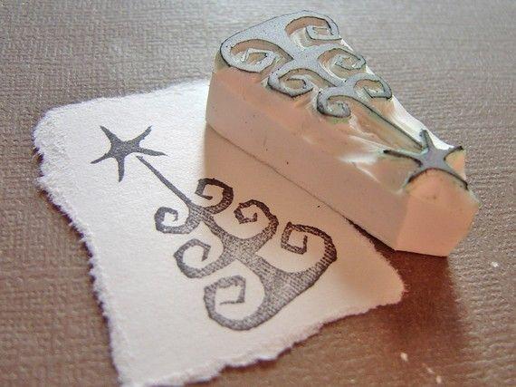 #papercraft #stampmaking