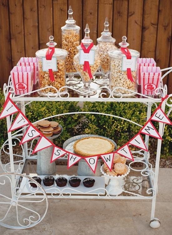 gourmet popcorn bar - Wedding Ideas, Wedding Trends, and Wedding Galleries