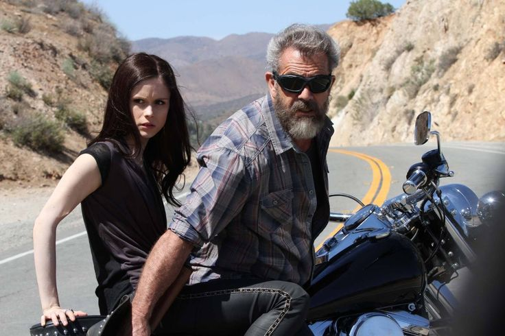 Image of Mel Gibson and Erin Moriarty in Blood Father