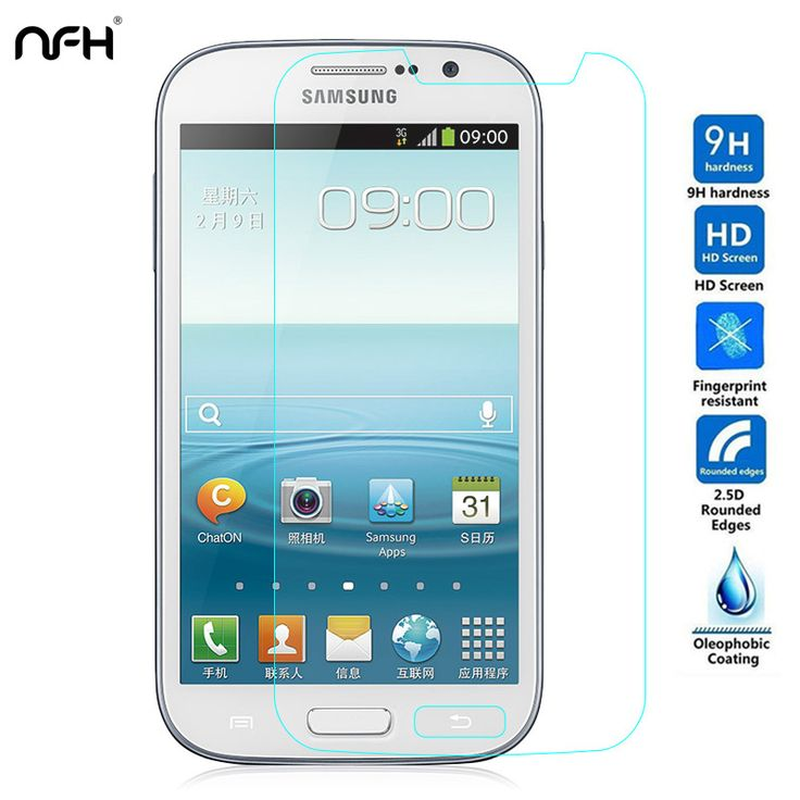 0.3mm Tempered glass For Samsung Galaxy Grand Neo Plus I9060 9060 Grand Duos i9082 9082 Super Saver 2.5D Screen proof membrane