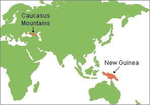 All about Caucasus Mountains New World Encyclopedia - kidskunst.info