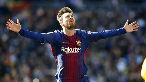 Messi Christmas! (0-3)