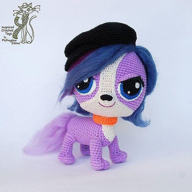 Pequeno Pony Amigurumi Patron : 469 mejores imagenes sobre Amigurumies, juguetes y mas en ...