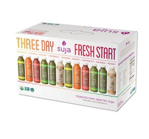Suja Fresh Start Programs :: Organic Juice Cleanse -  I would love to try this!
