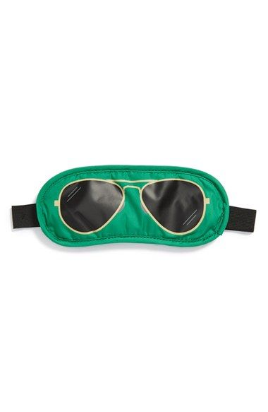 Free shipping and returns on Flight 001 'Aviators' Sleep Mask at Nordstrom.com. Maintain your style even while you sleep with a cushy eye mask printed with ever-chic aviator sunglasses.