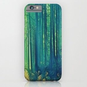 Eyes On The Forest, Not On The Trees. iPhone 6s Case