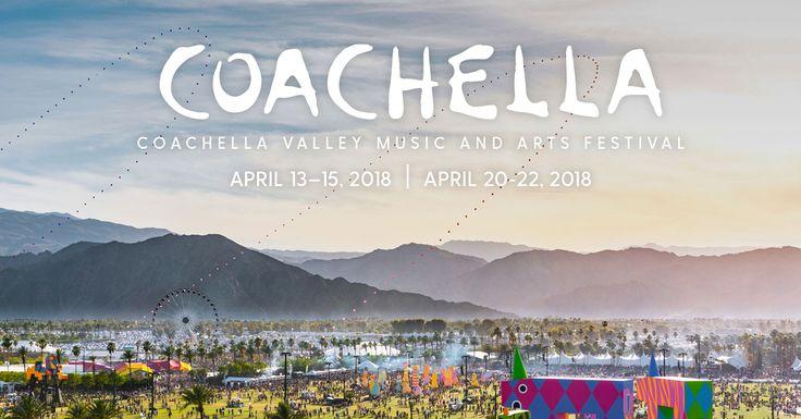 Image result for coachella logo 2018 festival
