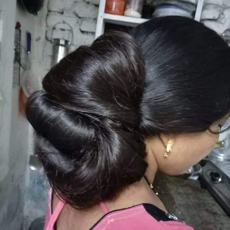 Suraj Sunya Wan Instagram Photos And Videos Darkhairstylesbraids Instagram Photos Indian Long Hair Braid Bun Hairstyles Long Hair Girl