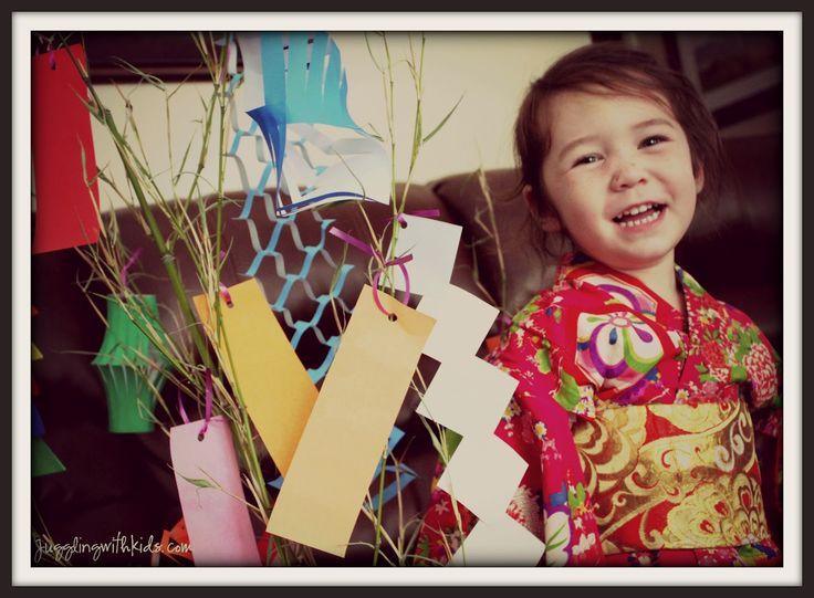 gambar tanabata