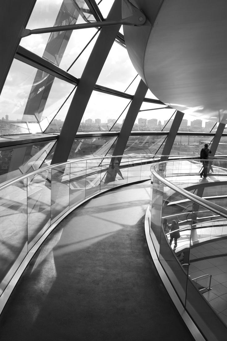 BERLIN / Reichstag (Foster & Partners, 1992-1999) © F. Martin
