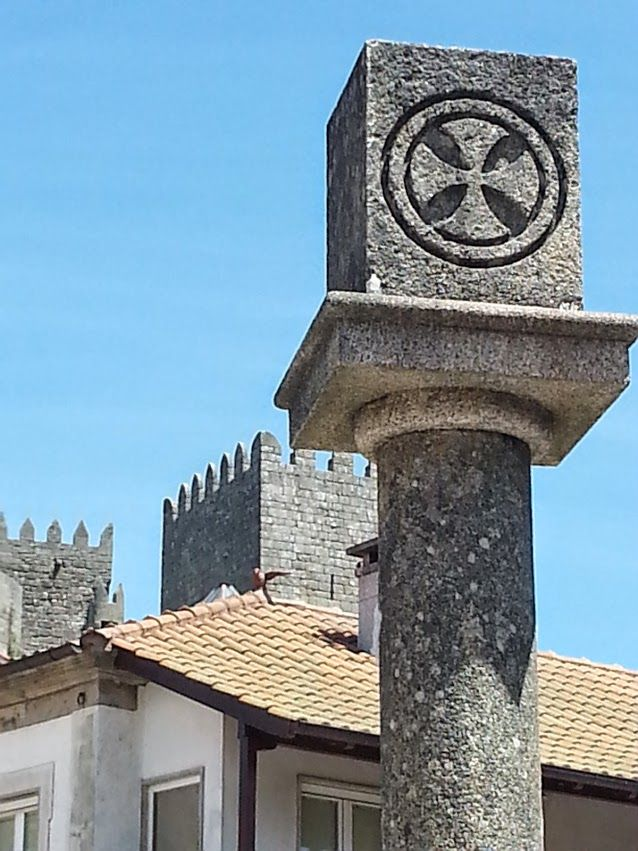 #Portugal - Montalegre: the #castle towers. Signs of an old History engraved on stone #PortugalMilenar