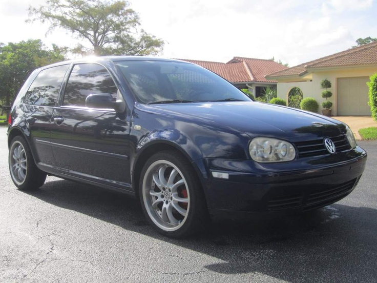 2000 VW GOLF TDI AUTOMATIC SVO WVO Waste Vegetable Oil KIT 160HP - $6000 (Boca Raton, FL)