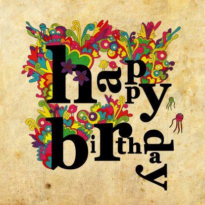 Design Birthday Card / Verjaardagskaart by Annemiek www.kaartje2go.nl