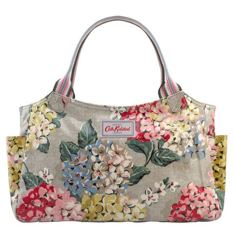 Cath Kidston Hydrangea day bag