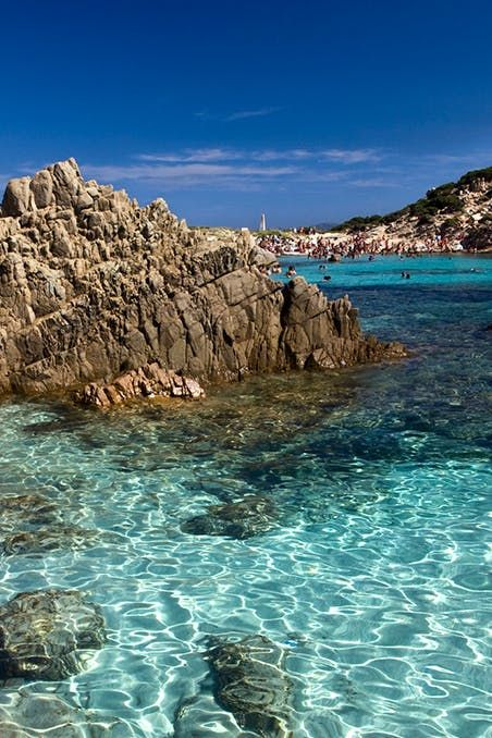 The Most Luxurious (but Sardinia, Italy-Sneakily Affordable) Vacation Spots Across the Globe via @PureWow