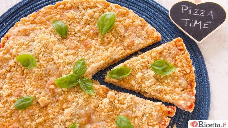 Sbriciolata alla pizza