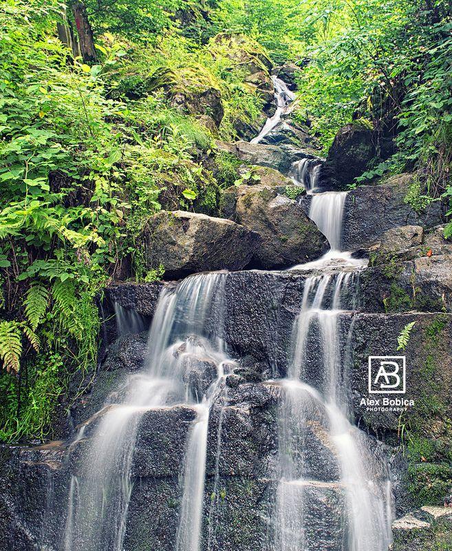#photography #alexbobica #waterfall #landscape