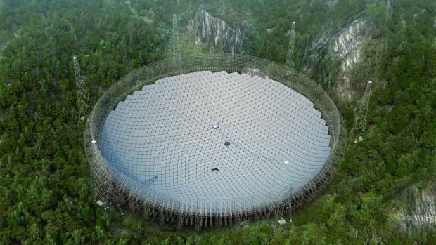 China will relocate 9000 people to build world's biggest radio telescope
