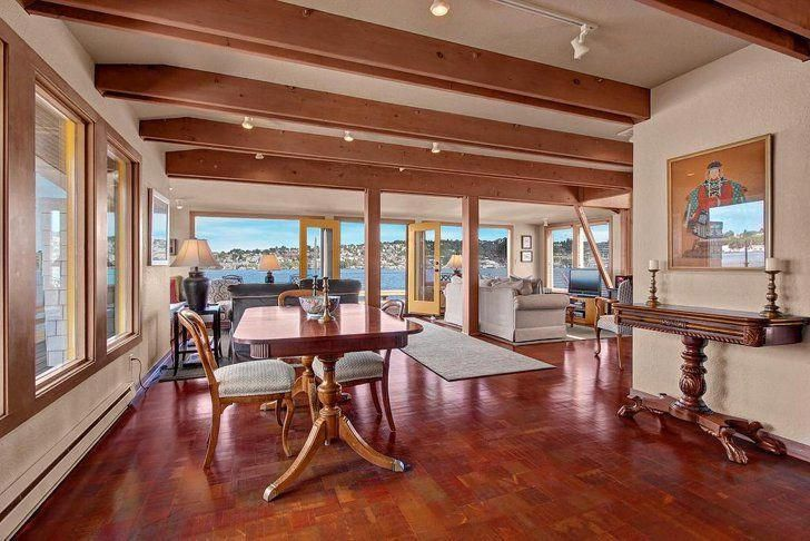 Sleepless No More In Seattle Later >> Pin For Later The Sleepless In Seattle Houseboat Just Sold