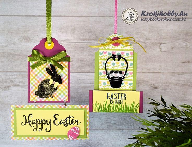 Happy Easter ajándékkártyák