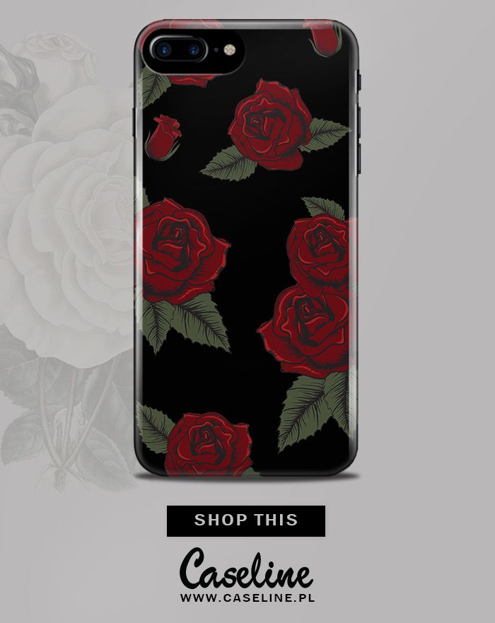 roses  #roses #red #roses #etui #case #graphics #fashion #style #iphone7plus #iphone7pluscase